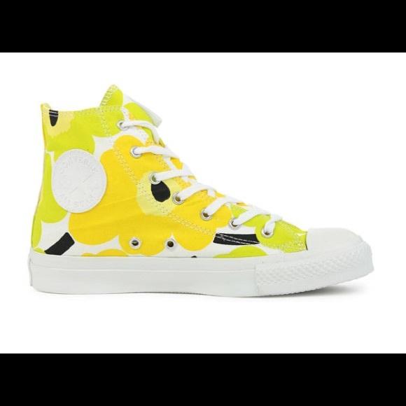 9f37c6b7825a8c Converse Shoes - Converse X Marimekko sz 8